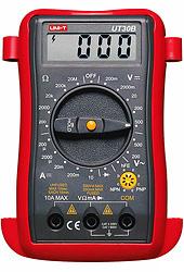 наладонный мультиметр UT30B