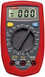 наладонный мультиметр UT33B