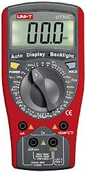мультиметр UT50C