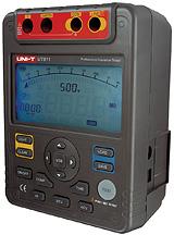 измеритель сопротивления изоляции UT511