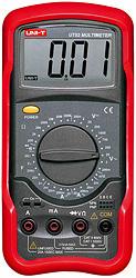 мультиметр UT52