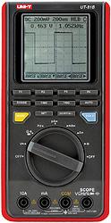 мультиметр-осциллограф карманный UT81B