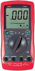 наладонный мультиметр UT90D